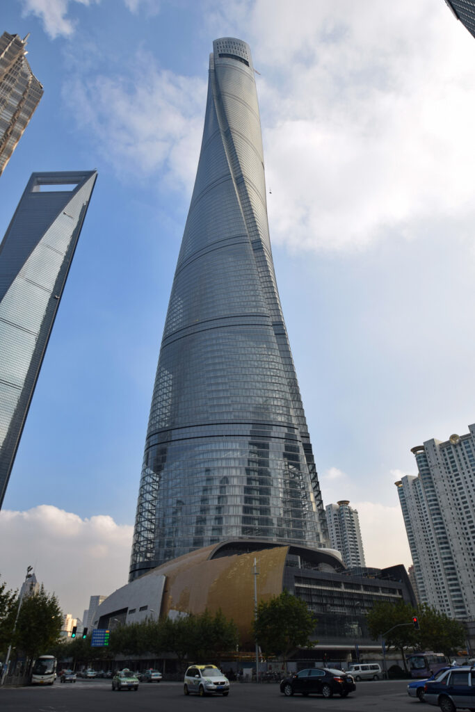 Shanghai Tower - Building Information Modeling