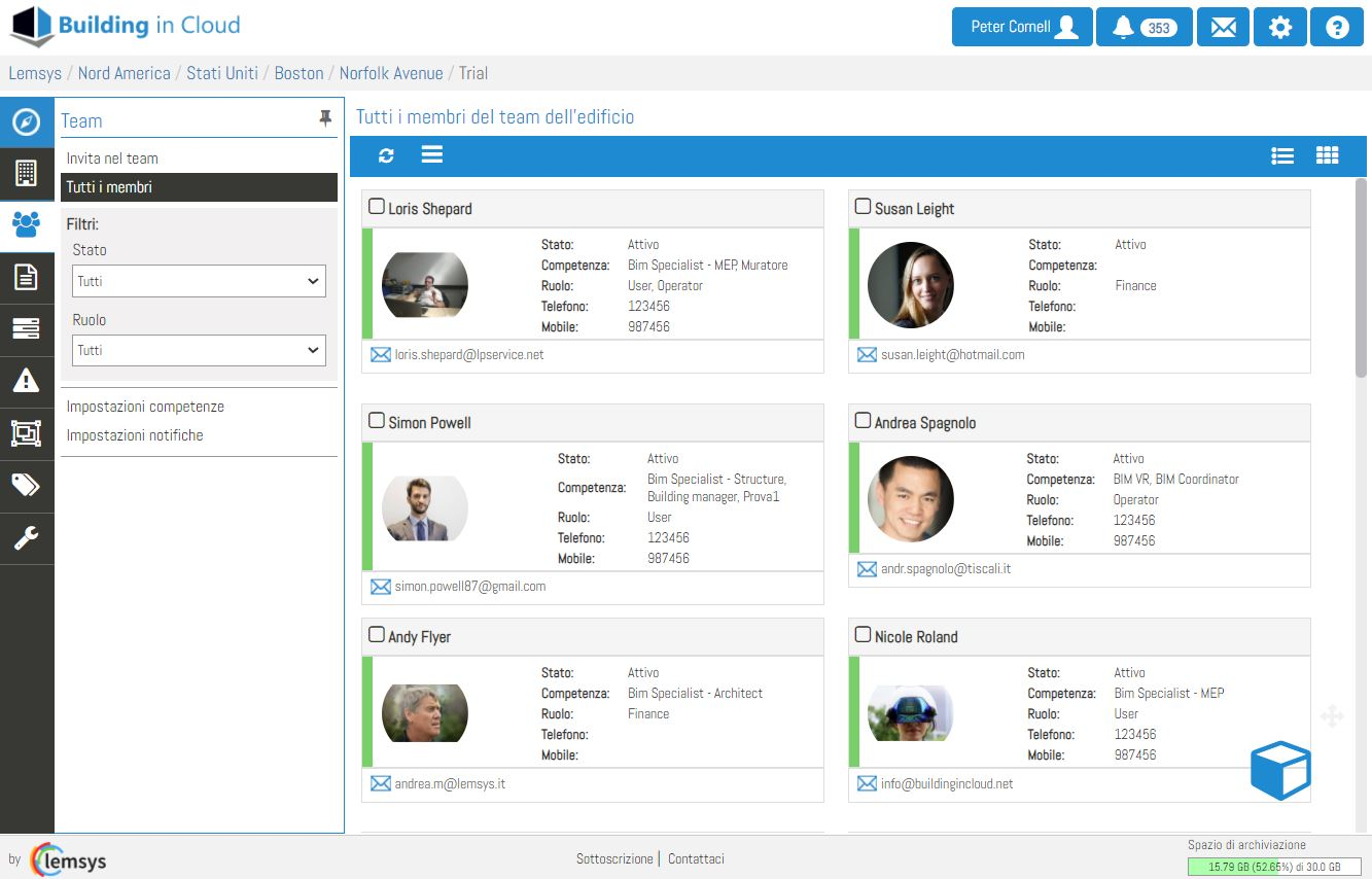 BIM Collaboration in the construction industry