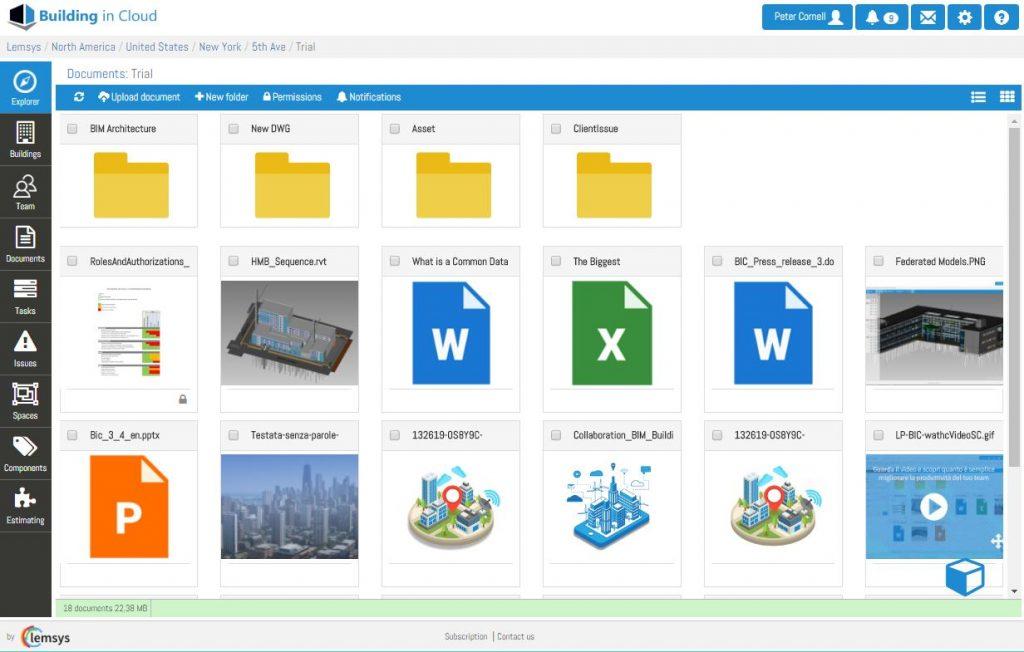 gestione documentale - creare e gestire documenti