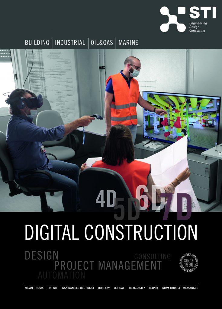 Sti Engineering - digital construction